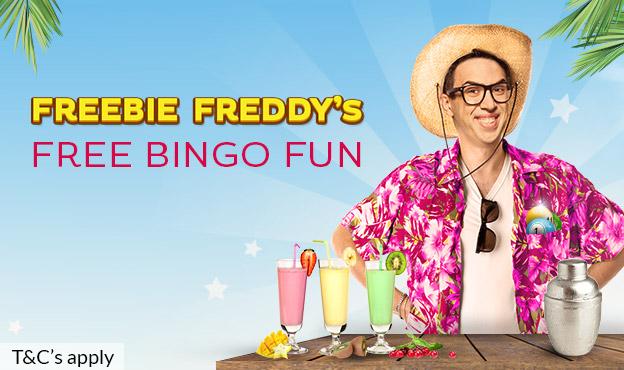 Gossip Bingo: Freebie Freddy's