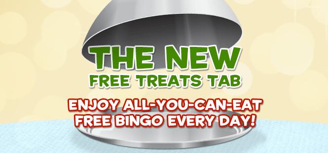 Tasty Bingo Newbie