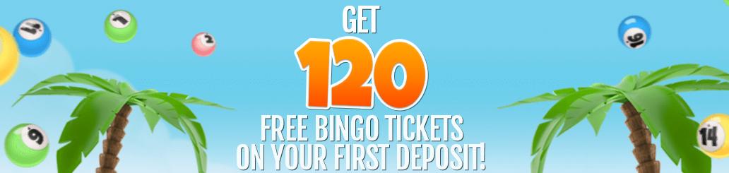 Costa Bingo: 120 Free Bingo Tickets