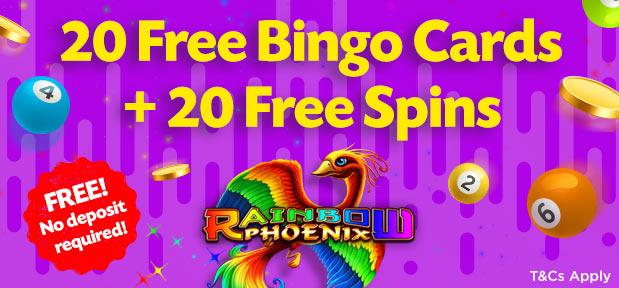 20 Free Bingo Cards Lucky Pants Bingo