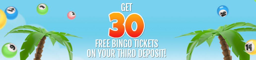 Costa Bingo: 30 Free Bingo Tickets