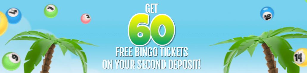 Costa Bingo: 60 Free Bingo Tickets