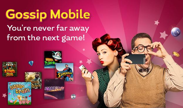 Gossip Bingo: Mobile