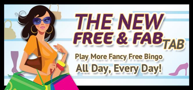 Posh Bingo: The New Free and Fab Tab
